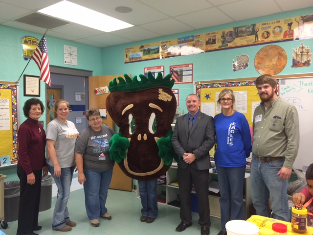 East Hickman Intermediate School Visit